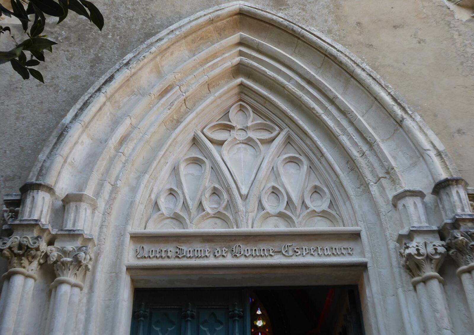 La chapelle Notre-Dame de Bonne Espérance