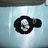 Bracelet Marilyn création by tissiaval
