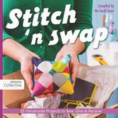 SpringLeaf Studios: Stitch 'n Swap Blog Party and Giveaway