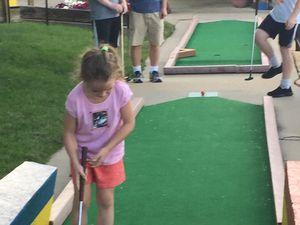 soiree famille golf