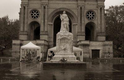 Un samedi pluvieux à Toulouse