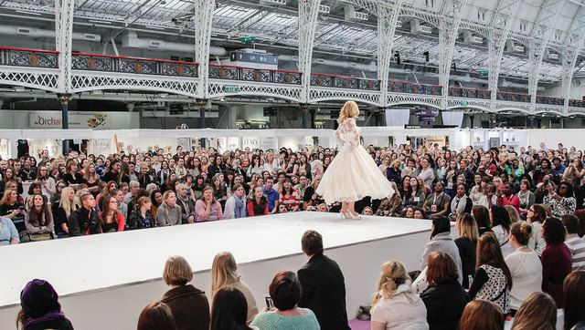 Londres 2016, The National Wedding Show, un salon du mariage qui brille !