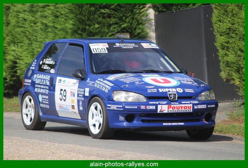 Rallye Pays de Saint Yrieix 2021