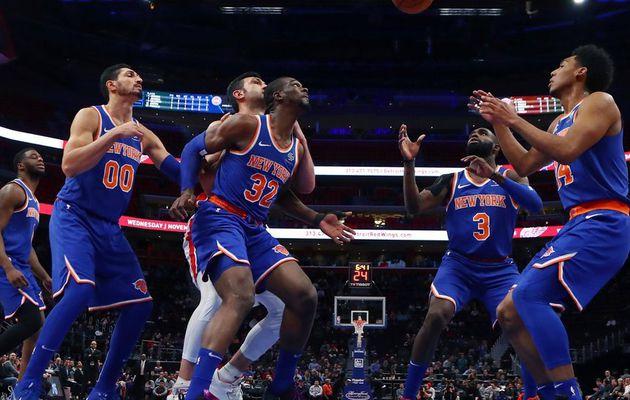 Blake Griffin et Detroit mettent un terme à la série des Knicks