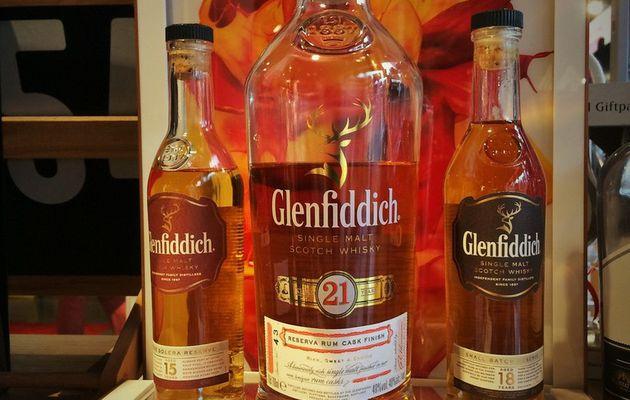 Glenfiddich 21Y - Rum Cask Finish