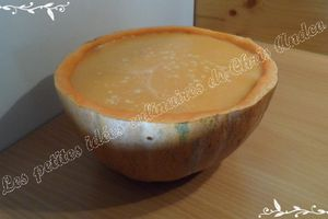 Velouté de courge butternut