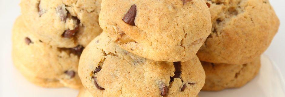 Cookies Choco-Noix aux Epices (Vanille-Gingembre)