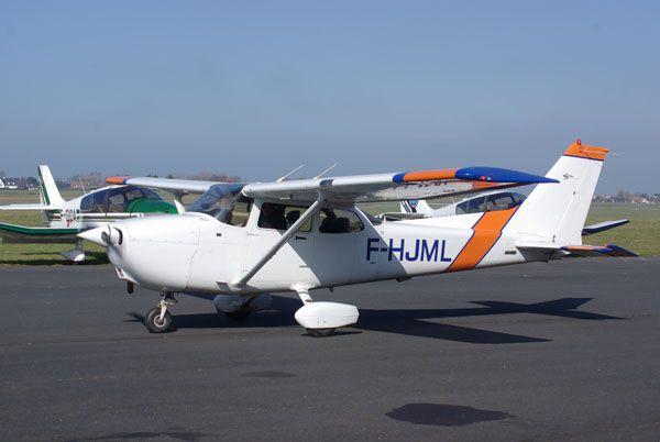 Le Cessna 172 F-HJML.