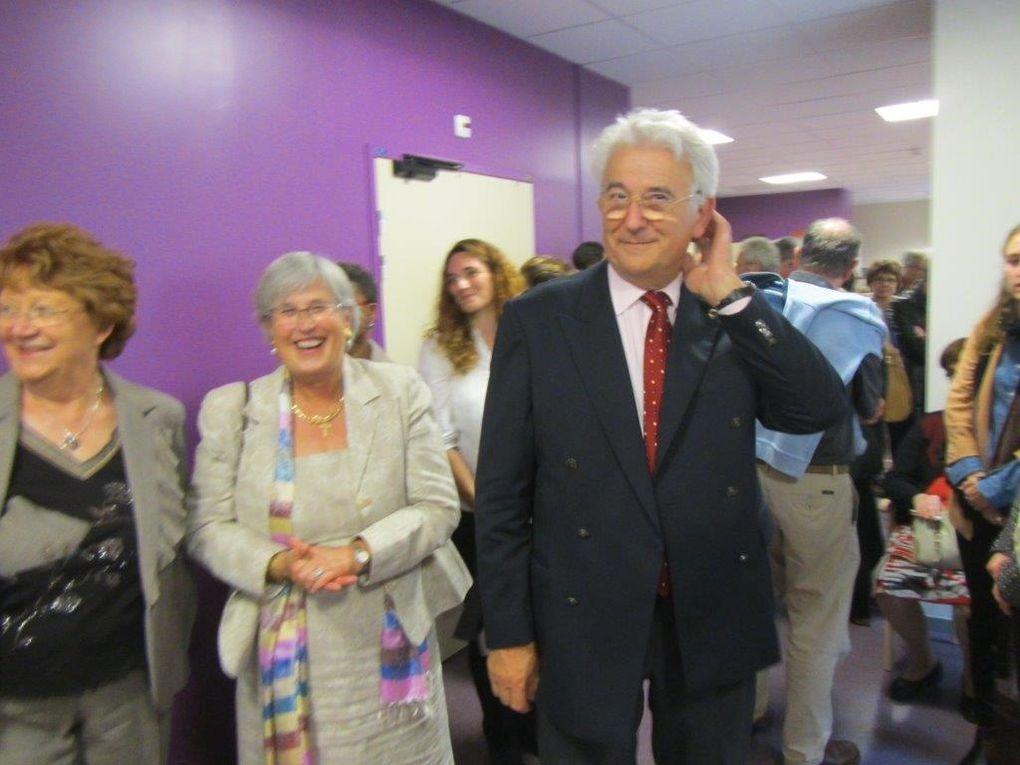 2013 - Inauguration Alzheimer