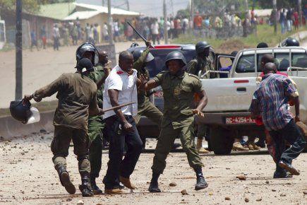 Guinée: Bilan de la manifestation du 27 Aaoût