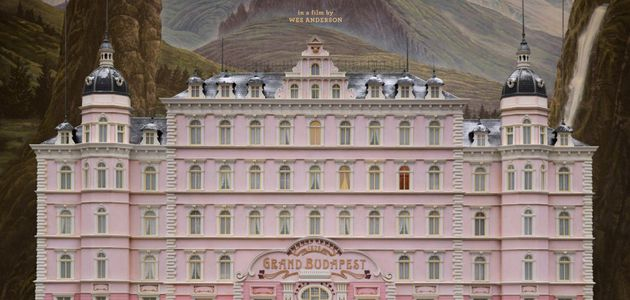 """""""THE GRAND BUDAPEST HOTEL"""", OFFICIAL TRAILER !"""