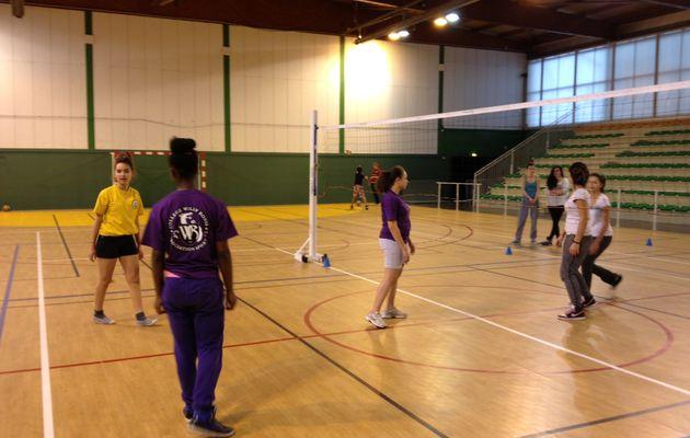 Volley minime mercredi 27 mars
