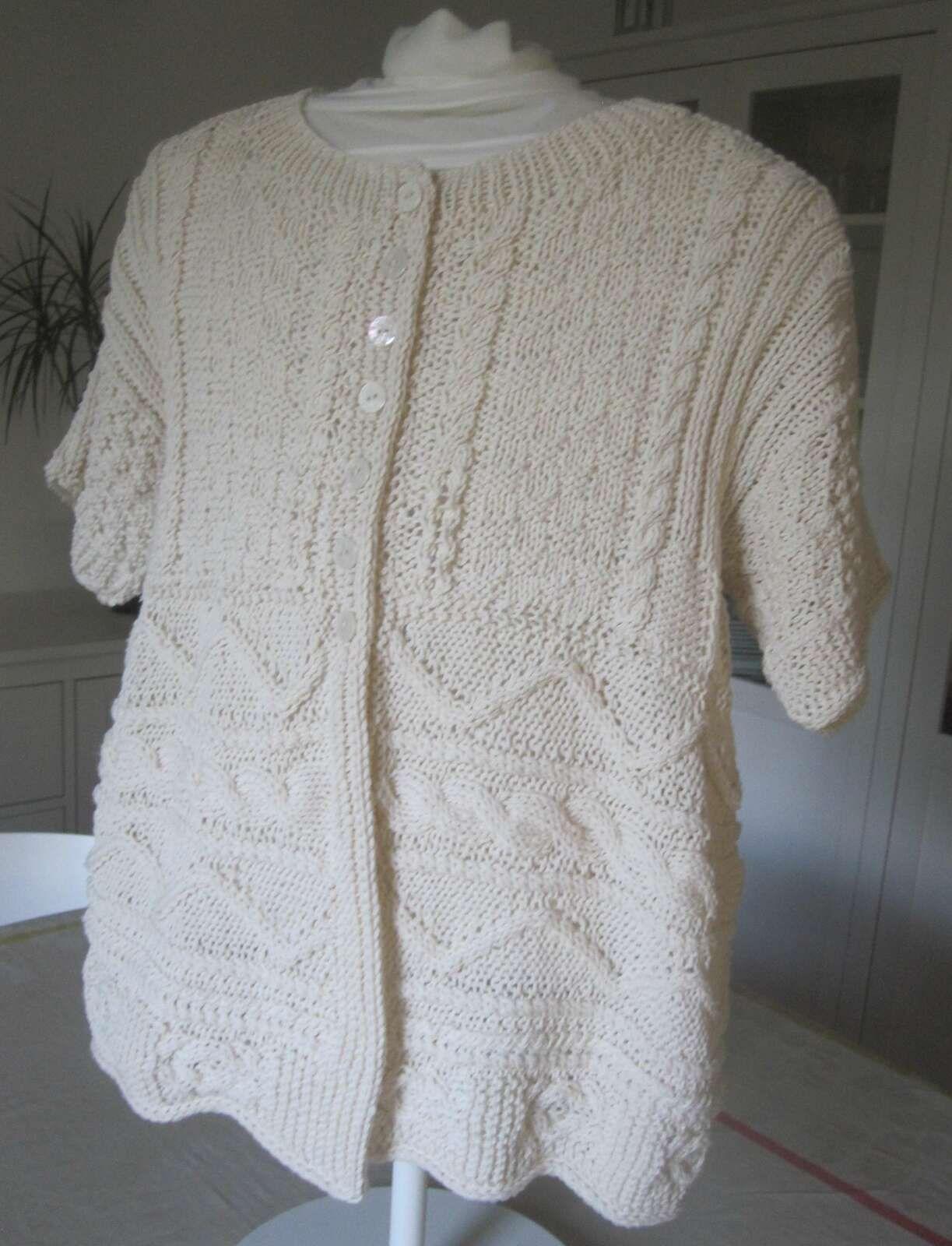 LE tricot expérimental !!!