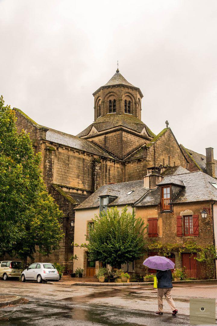 Balade pluvieuse, balade heureuse à Aubazine en Corrèze