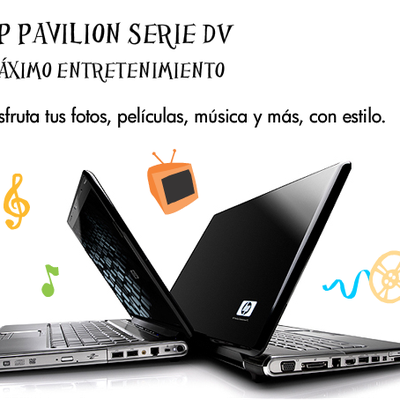HP Pavilion dv5-1237la Entertainment Notebook PC