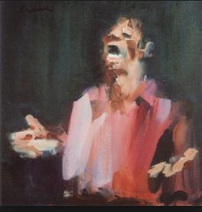 """Le """"Cante Jondo"""" (Peintures de Carlos Pradal)"""