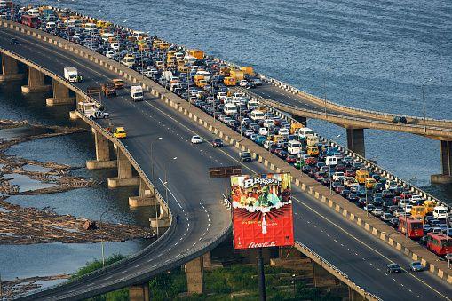 Algunas imágenes de Lagos, capital económica de Nigeria.- El Muni.