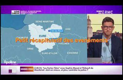 La LDNA - Arrêt sur images (Val-De-Reuil)