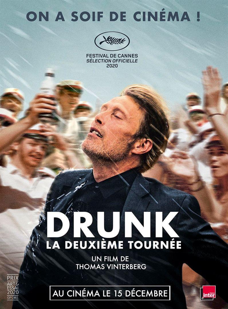 Critique Ciné : Drunk (2020)