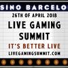 Les établissements de jeu terrestres au sommaire du deuxième Sommet des jeux de casino en direct