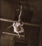 Une trapéziste nommée Diane Deriaz (1926-2013)