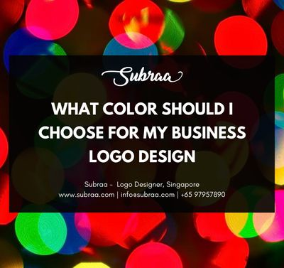 What color should I choose for my Business Logo Design