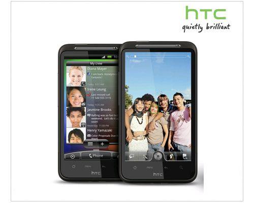 AfoneMobile positionne 3 smartphones HTC