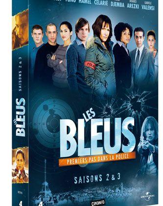 Les Bleus : sortie du coffret saisons 2 et 3.