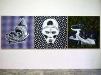 Exposition Pierre Sendrané, Paintings, quelques images