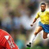 Kylian Mbappé le nouveau Pelé du football français ?