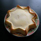 Le gâteau au fromage blanc hyper hyper léger de BRIGITTE...