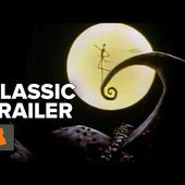 The Nightmare Before Christmas (1993) Official Trailer #1 - Animated Movie