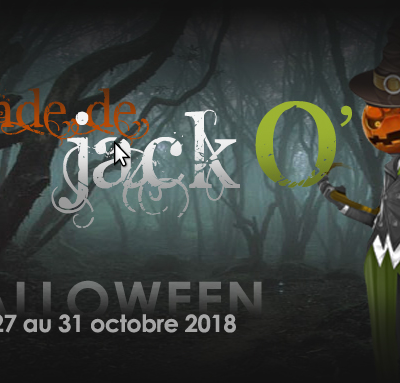 Halloween au NaturOparc d'Hunawihr (68)