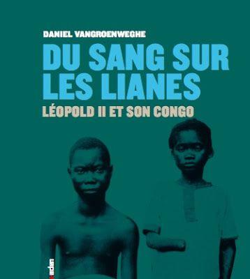Du sang sur les lianes - Daniel Vangroenweghe
