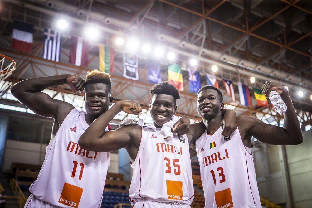 Coupe du monde FIBA des U19 : le Mali entre dans l'histoire en éliminant le Porto Rico en quarts de finale