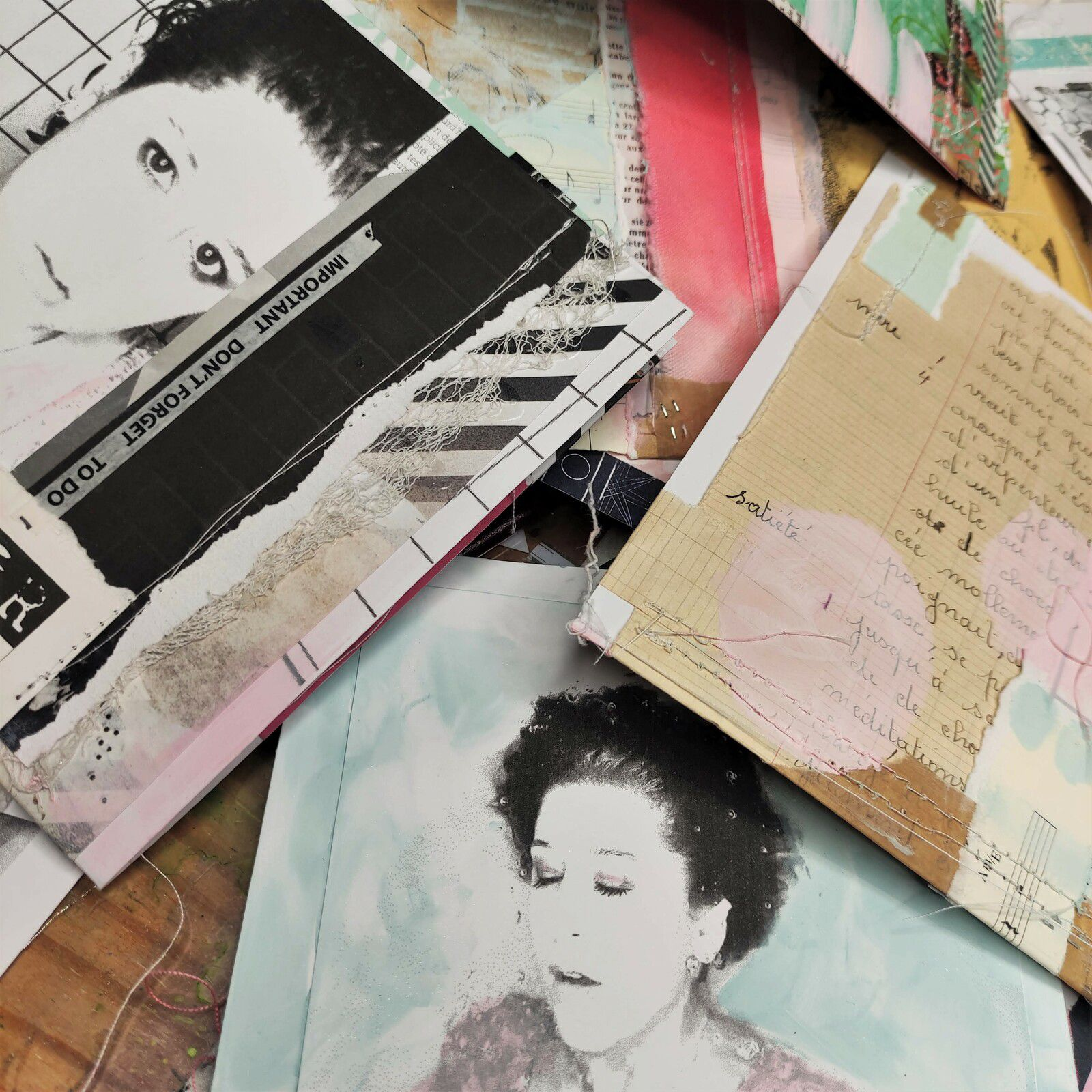 Atelier en ligne #fascinatsvisages de Manuela 2