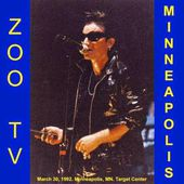 U2 -ZOO TV Tour -30/03/1992 -Minneapolis -USA -Target Center - U2 BLOG