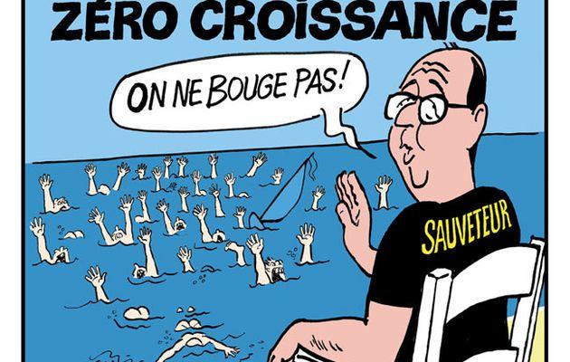 A la une de Charlie Hebdo n°1157
