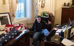 Analyse: On ne peut négliger la possibilité d'espionnage lors de l'attaque du Capitole