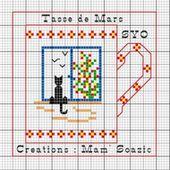 Le calendrier des tasses : Février, Mars et Avril - Chez Mamigoz