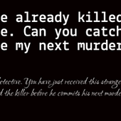 Escape game. Detective stories by Mrs Lesne on Genial.ly