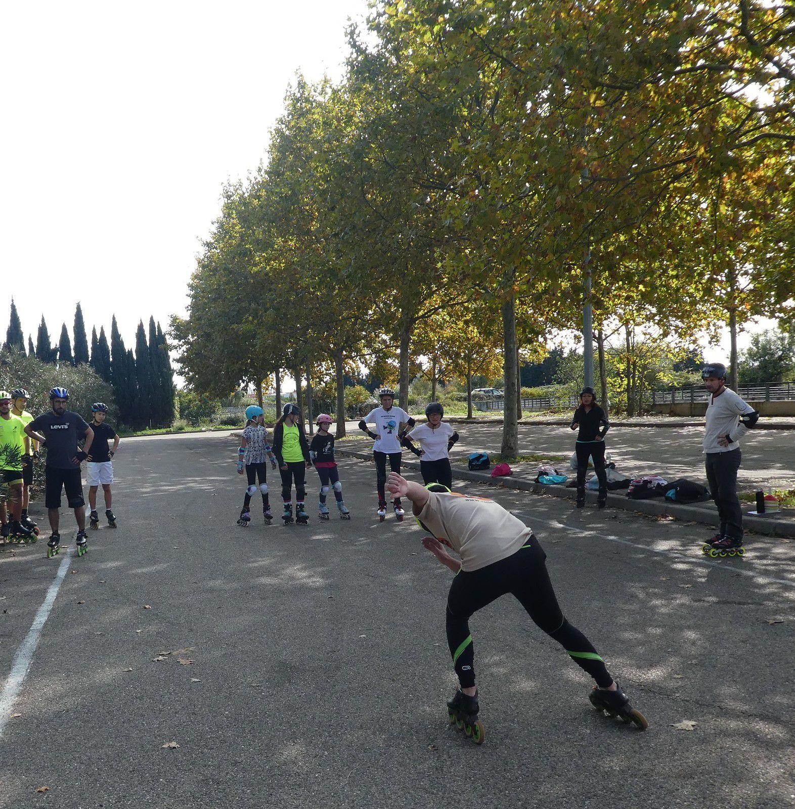 Roller Lib, Nîmes, alexis vives, éducateur, club sport, activité plein air, extérieur
