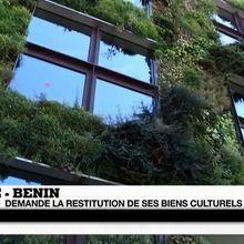 Le Bénin demande à la France la restitution de ses biens culturels