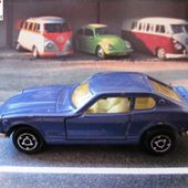 229-C DATSUN 260 Z MAJORETTE 1/60 - car-collector.net