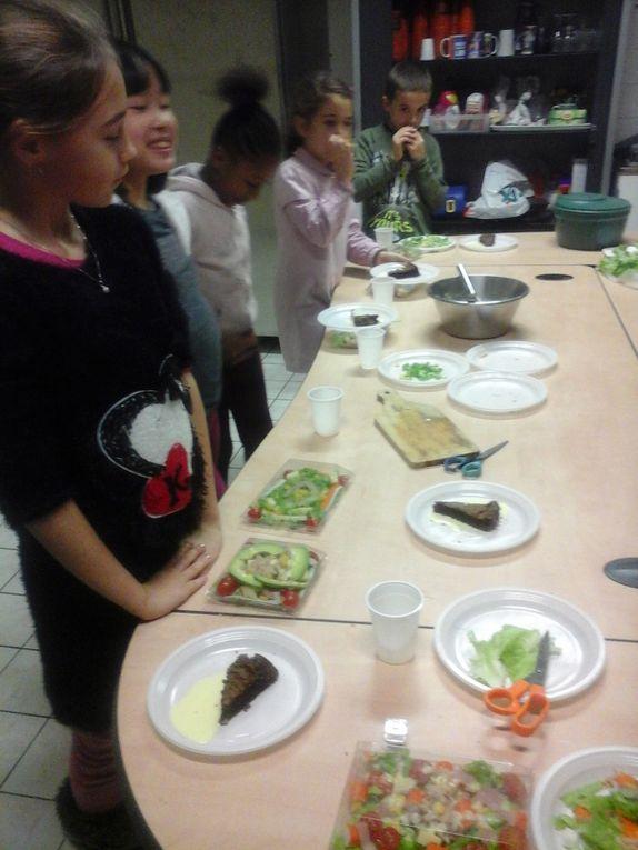 Atelier Cuisine -Centre de Loisirs du MERCREDI