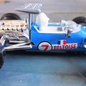 F1 MATRA V12 GP DE HOLLANDE PILOTE J.P BELTOISE CHAMPION CADEAU ELF - car-collector.net