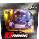 41 FORD WILLYS VIOLET JADA TOYS 1/24 - car-collector.net