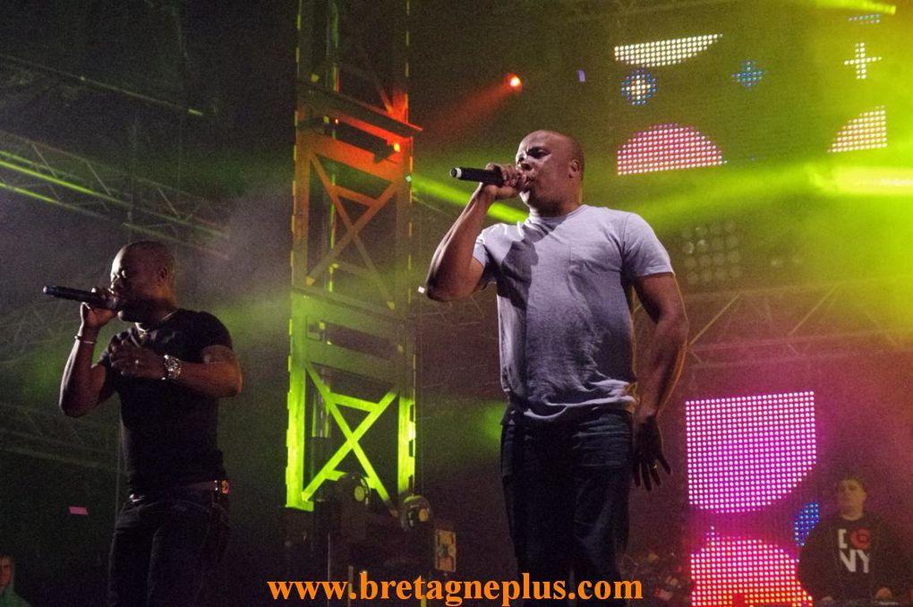 Dans le cadre de la braderie de Rennes, qui se déroulait ce mercredi 26 juin, était organisé un concert gratuit HIT WEST LIVE 2013