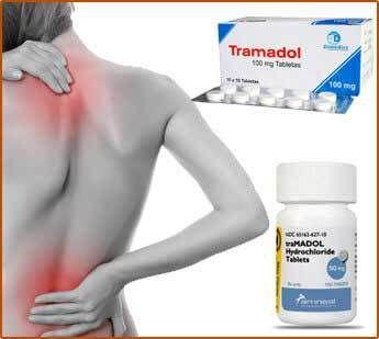 Tramadol Genérico ( Ultram) sin receta para aliviar el dolor.