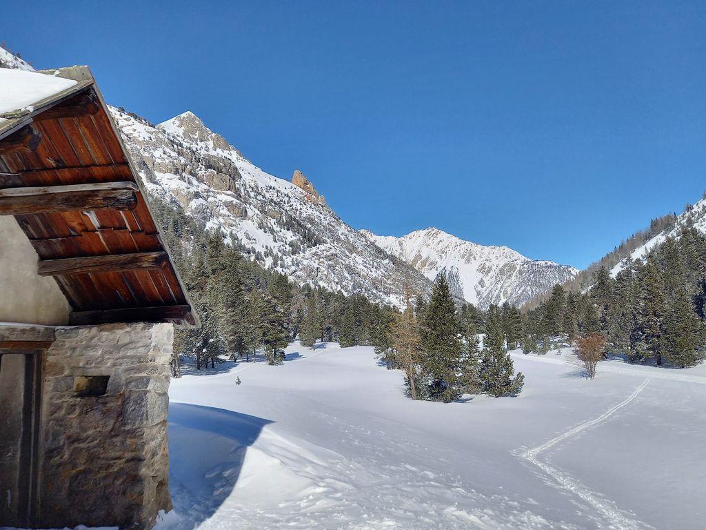 Névache, paradis du ski sans remontées mécaniques ! (Partie 1)